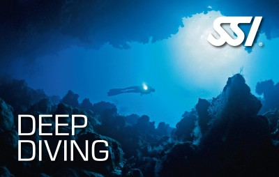 Diving madeira Snorkeling whales dolphins Kayak - SSI-deep-Diving-Specialty