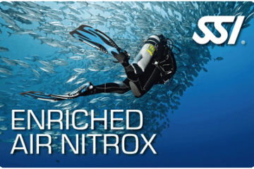 Diving madeira Snorkeling whales dolphins Kayak - enriched-air-nitrox-360x240